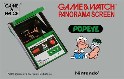 Popeye (Panorama Screen)