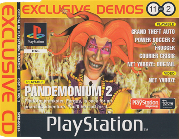 Official UK PlayStation Magazine: Demo Disc 11 Vol. 2