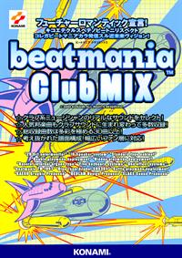 beatmania Club MIX