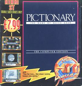 Pictionary: The Game of Quick Draw
