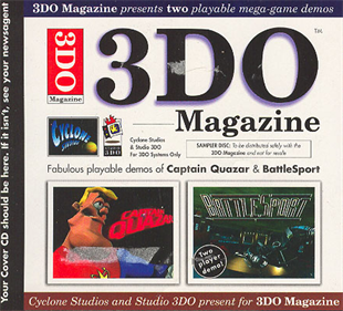 3DO Magazine: Interactive Sampler No 06