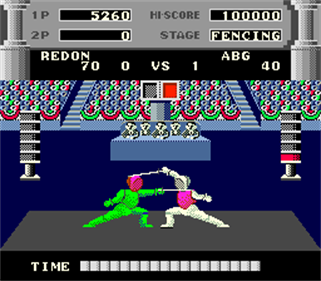 Great Swordsman - Screenshot - Gameplay