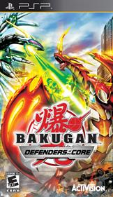Bakugan: Defenders of the Core