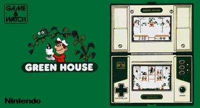 Green House - Box - Front