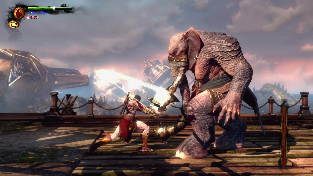 God of war ascension details launchbox games database god of war ascension screenshot gameplay voltagebd Choice Image