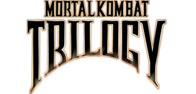Mortal Kombat Trilogy - Clear Logo