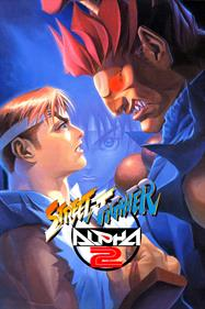 Street Fighter Alpha 2 - Fanart - Box - Front