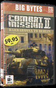 Combat Mission II: Barbarossa to Berlin - Box - 3D