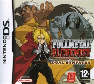 Fullmetal Alchemist: Dual Sympathy - Box - Front