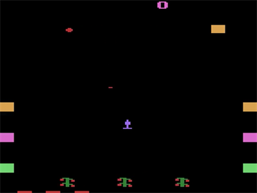 Revenge of the Beefsteak Tomatoes - Screenshot - Game Title
