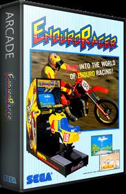 Enduro Racer - Box - 3D