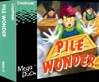Pile Wonder - Box - 3D