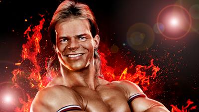 WWF Raw - Fanart - Background