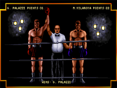 3D World Boxing - Screenshot - Gameplay