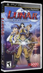 Lunar: Silver Star Harmony - Box - 3D