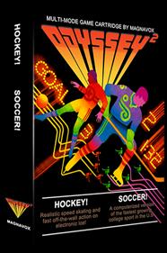 Hockey / Soccer - Box - 3D