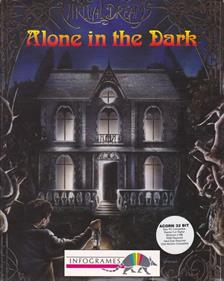 Alone in the Dark - Box - Front