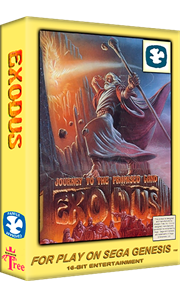 Exodus: Journey to the Promised Land - Box - 3D