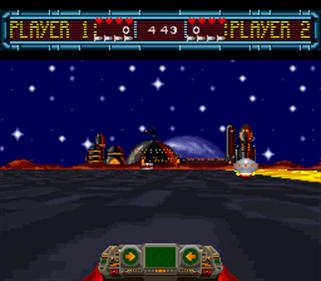 Space Football: One on One - Screenshot - Gameplay