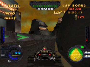 Red Asphalt - Screenshot - Gameplay