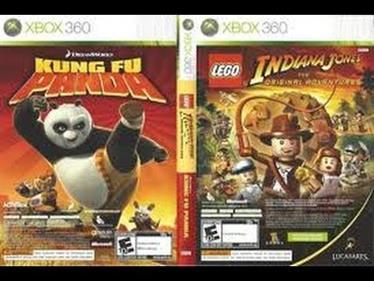 Lego Indiana Jones: The Original Adventures/Kung Fu Panda Dual Pack