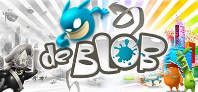 de Blob - Banner