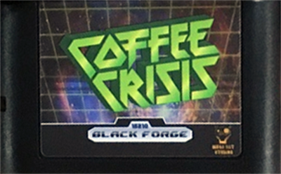 Coffee Crisis - Cart - Front