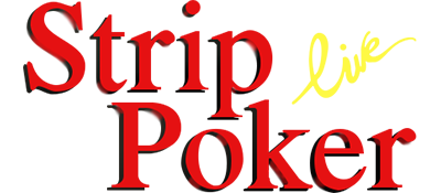 Strip Poker Live - Clear Logo