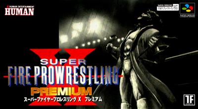 Super Fire Pro Wrestling X Premium