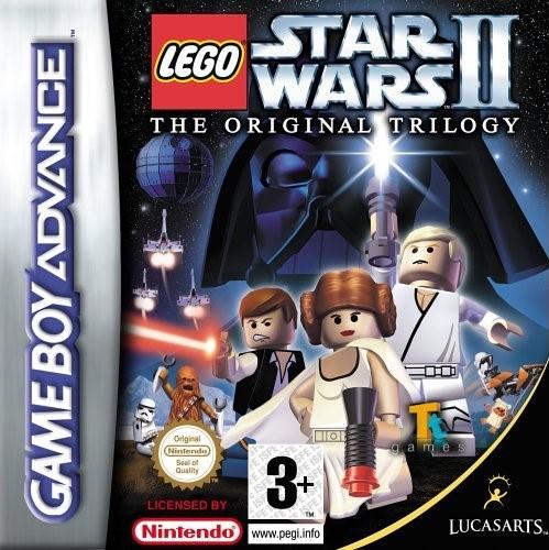 Lego Star Wars Ii The Original Trilogy Details Launchbox Games Database
