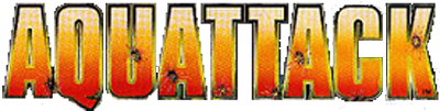 Aquattack - Clear Logo