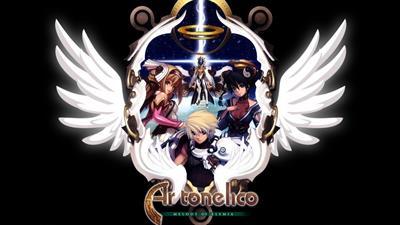 Ar tonelico: Melody of Elemia - Fanart - Background