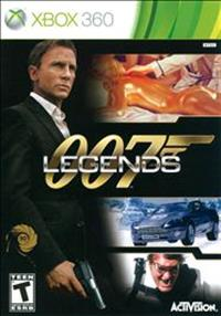 007 Legends - Box - Front