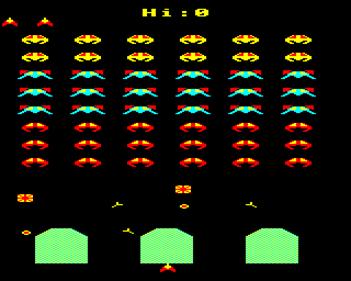 Alien Destroyers - Screenshot - Gameplay
