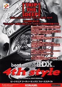 beatmania IIDX 4th style