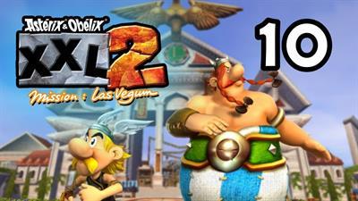 Astérix & Obélix XXL 2: Mission: Las Vegum - Fanart - Background