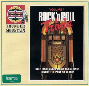 Rock 'n Roll Trivia Volume 1