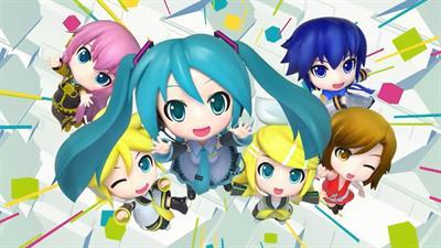 Hatsune Miku and Future Stars: Project Mirai - Fanart - Background