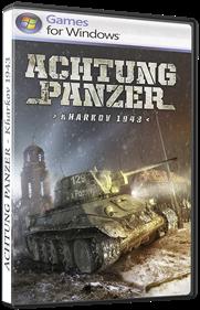 Achtung Panzer Kharkov 1943 - Box - 3D