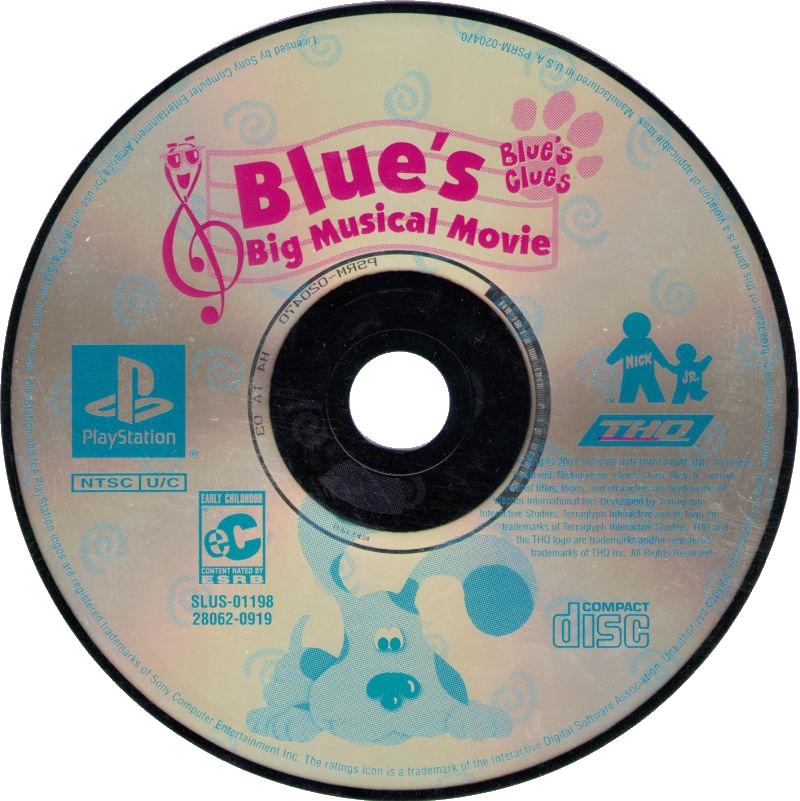 Blue's Clues: Blue's Big Musical Details