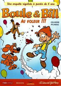 Boule et Bill: Au Voleur!!!