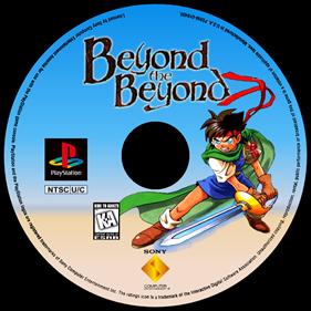 Beyond the Beyond - Fanart - Disc
