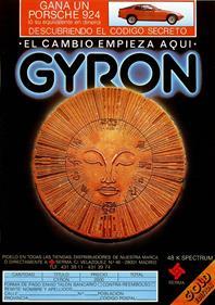 Gyron Necropolis