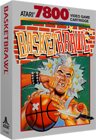 Basketbrawl - Box - 3D