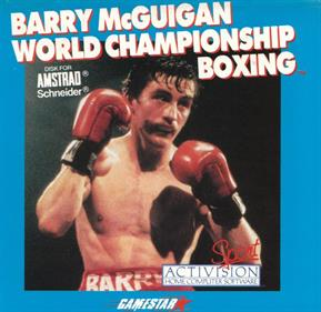 Barry McGuigan's World Championship Boxing
