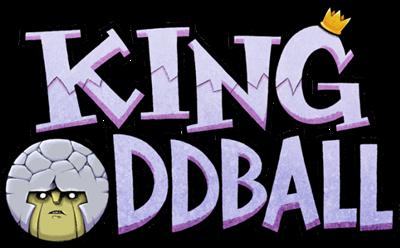 King Oddball - Clear Logo