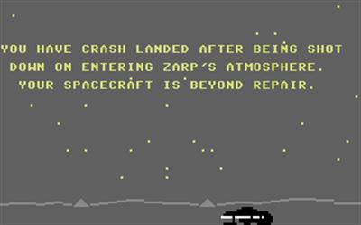 Orion Quest - Screenshot - Gameplay