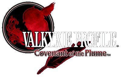 Valkyrie Profile: Covenant of the Plume - Clear Logo