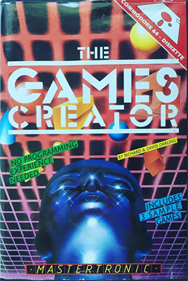 The Games Creator - Box - Front