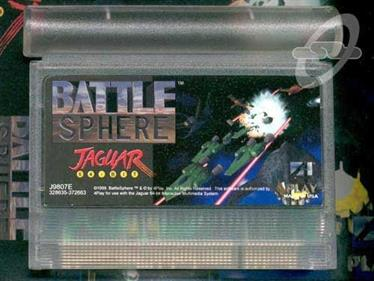 BattleSphere Gold - Cart - Front